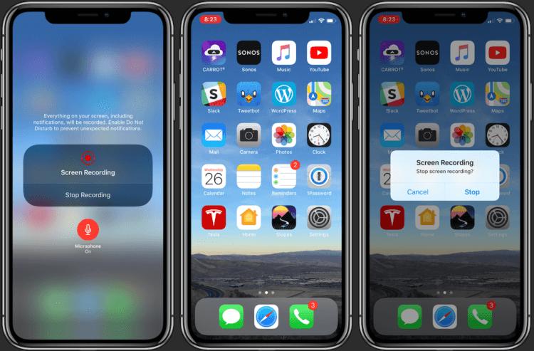 Как удаленно показать экран iPhone или iPad