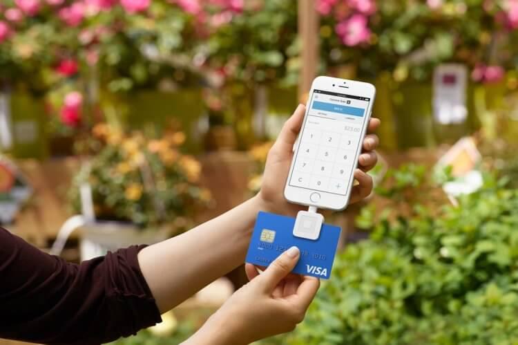 Apple хочет использовать iPhone как платежный терминал
