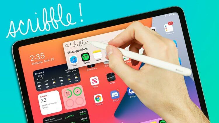 Apple, почему бы не сделать iPad с матовым экраном?