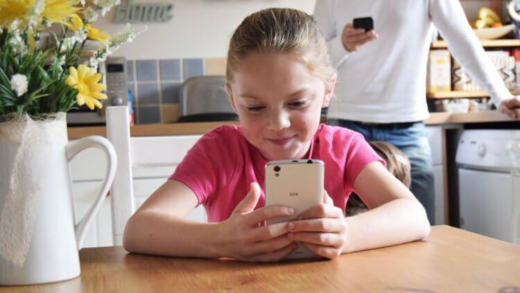 Родительский контроль с iPhone на Android: как это работает