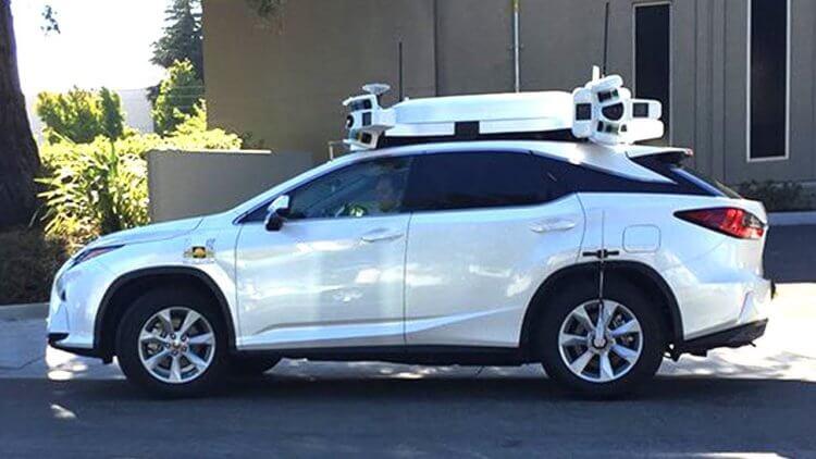 Как устроены автомобили Apple, зачем они нужны и что делают их экипажи