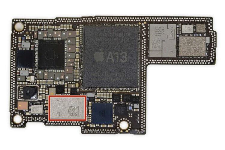 Зачем Apple на самом деле нужен чип U1