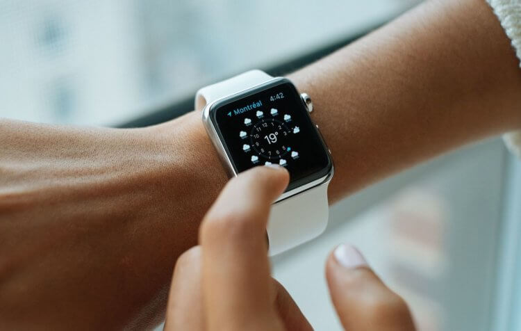 Почему перестал работать Force Touch на Apple Watch
