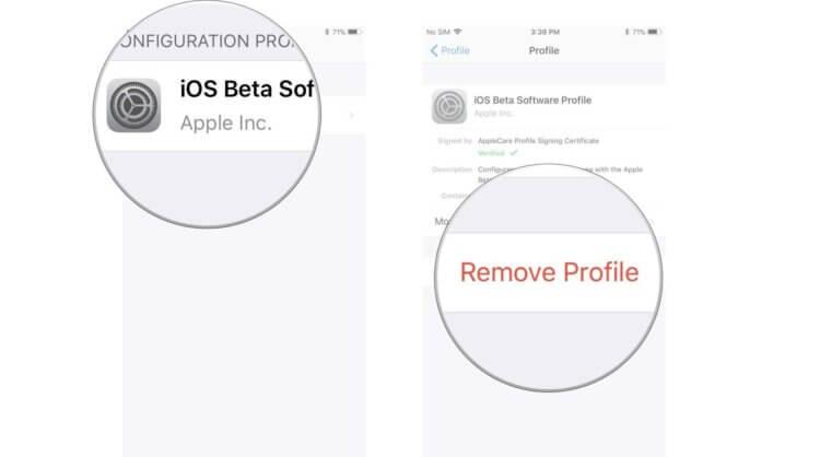 Как обновиться до финальной версии iOS 14 с беты