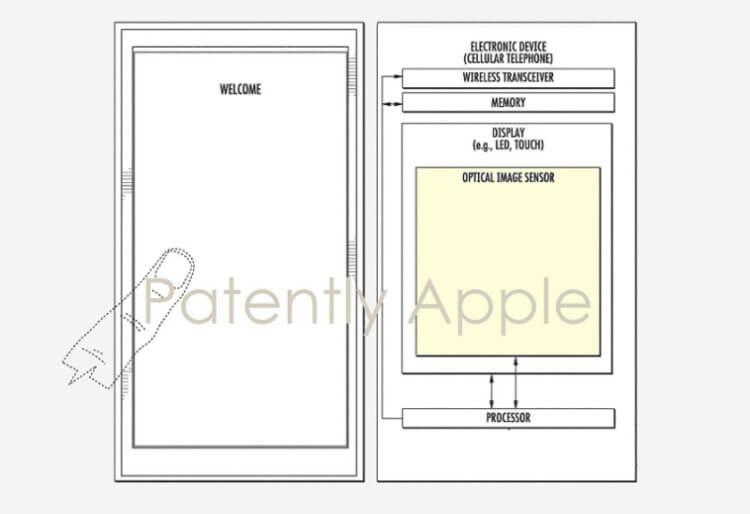 Apple разместит сканер отпечатков под экраном, но не в iPhone 12