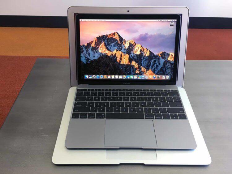 В Сеть слили характеристики 12-дюймового MacBook с Apple Silicon