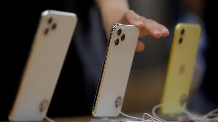 Китай обещает отказаться от техники Apple в случае блокировки WeChat