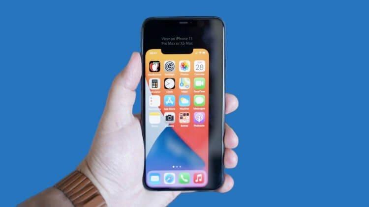 Как изменится выемка в экране компактного iPhone 12 на 5,4 дюйма