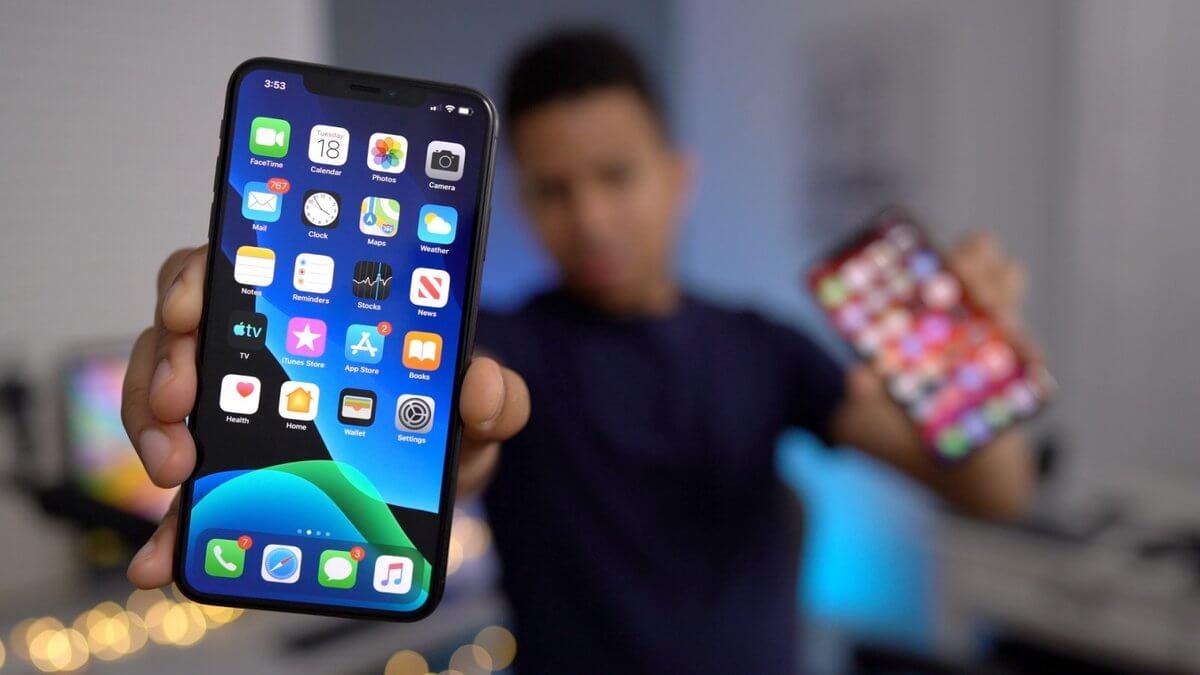 Как изменилась скорость работы iPhone на iOS 13.7