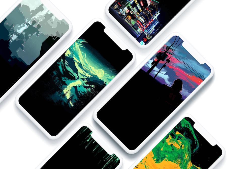 Обои на iPhone и другие приложения по скидкам в App Store