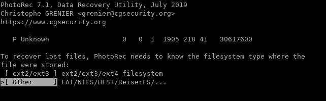 Данным — жить! Восстанавливаем в Linux информацию с «убитой» флешки