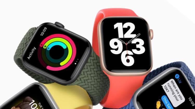 Зачем в Apple Watch 6 чип U1 и куда пропали Apple Watch 5