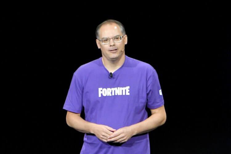 Глава Epic Games рассказал, зачем развязал войну с Apple