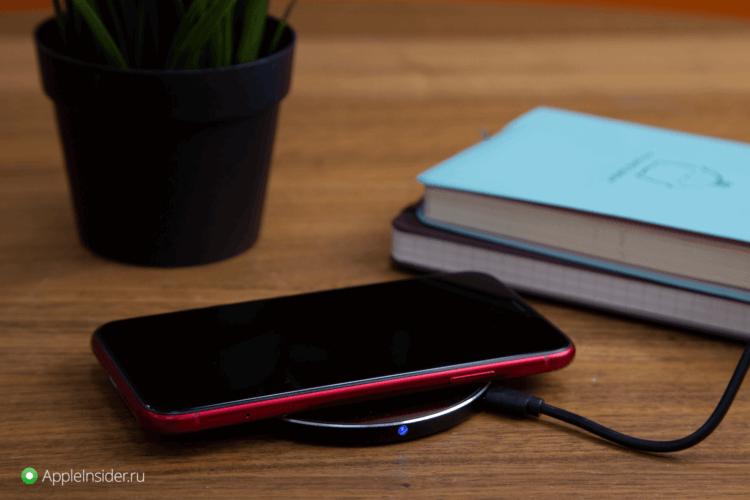 Еще слишком рано отказываться от зарядки в комплекте с iPhone