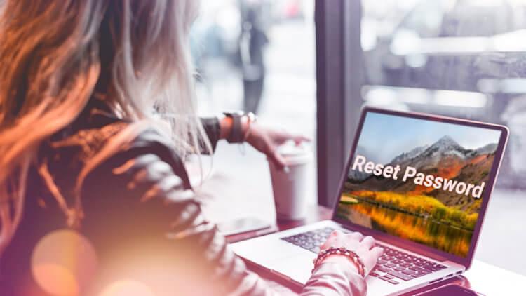 3 способа сбросить пароль на компьютере Mac