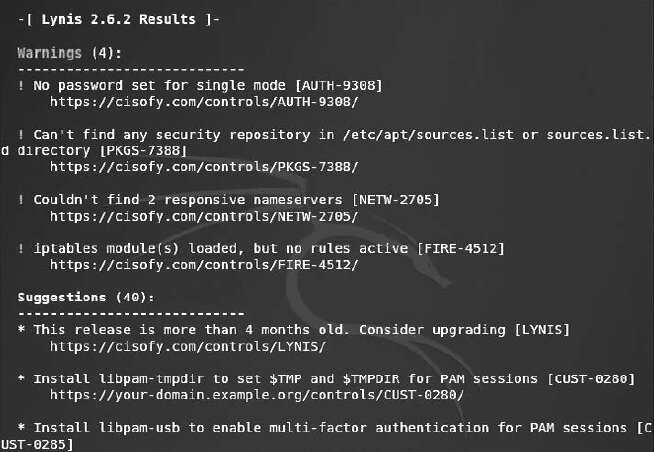 Сканирование уязвимостей. Глава из книги «Kali Linux. Тестирование на проникновение и безопасность»