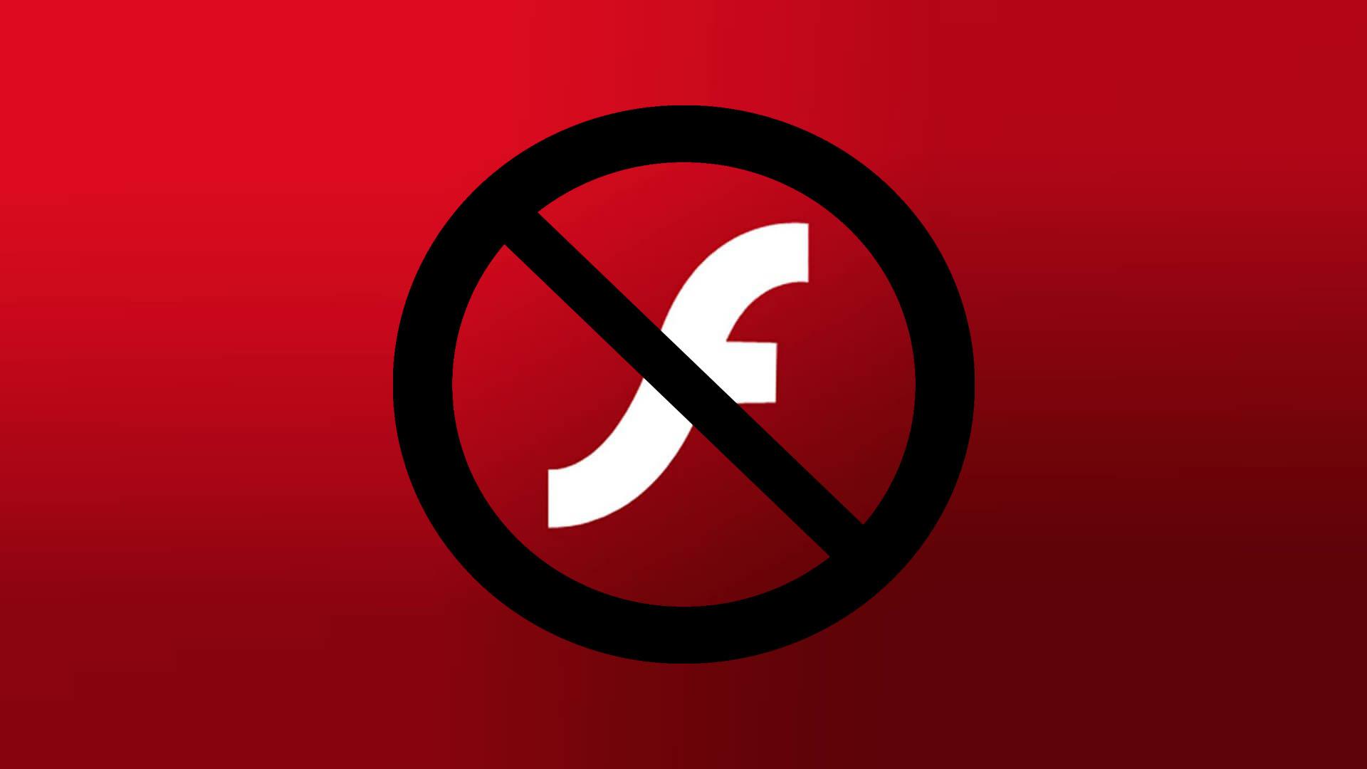 Вышло обновление, удаляющее Adobe Flash из Windows