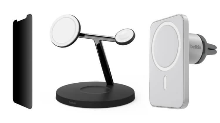 Как выглядят первые MagSafe-аксессуары не от Apple
