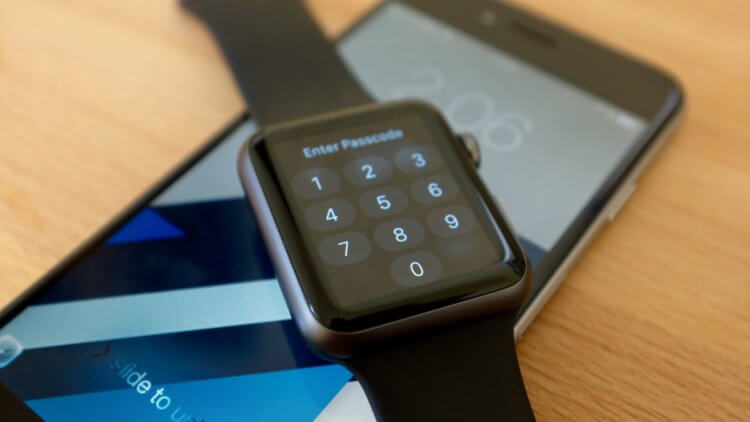 Почему Apple Watch до сих пор не могут разблокировать iPhone или iPad?