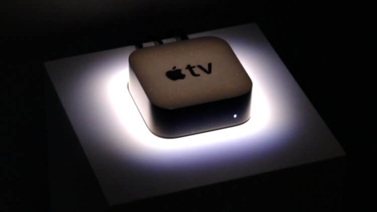 Apple одновременно работает над двумя новыми Apple TV