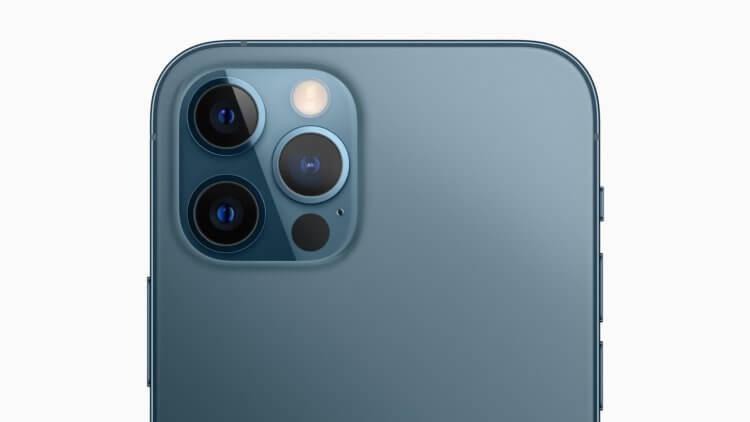 Представлены iPhone 12 Pro и iPhone 12 Pro Max с самым большим экраном и 5G