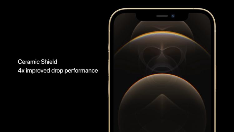 Чем стекло Ceramic Shield в iPhone 12 отличается от обычного