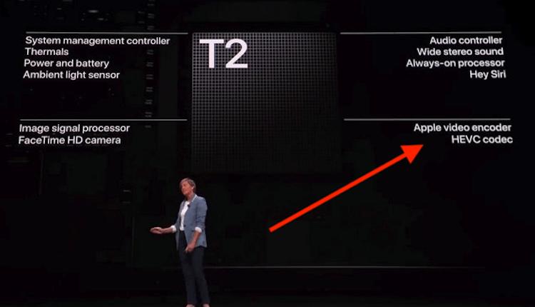 Зачем нужен чип Apple T2 в Mac, и что вы теряете без него