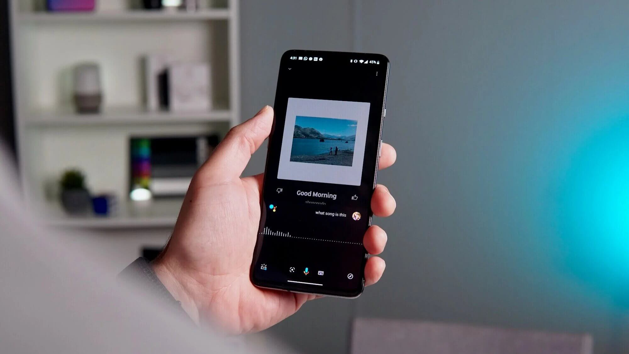 Как на iOS искать песни просто по напеву без слов