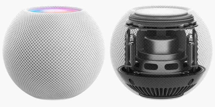 Почему HomePod и HomePod mini нельзя объединить в стереопару