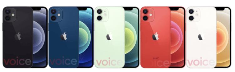 Молния: фотографии всей линейки iPhone 12 попали в Сеть до презентации Apple