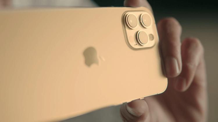 Чем iPhone 12 Pro в золотом цвете лучше всех остальных