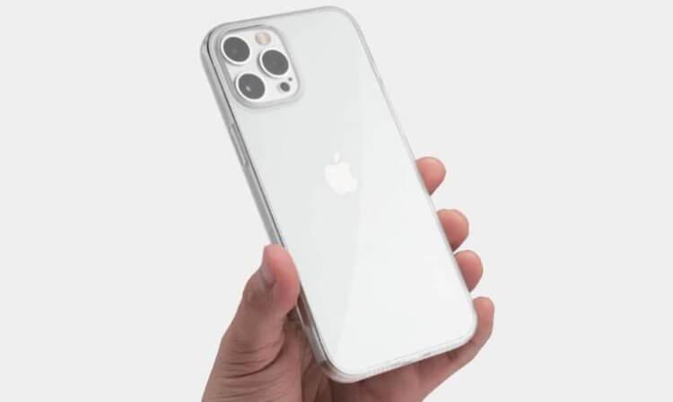Что новые чехлы могут рассказать про iPhone 12