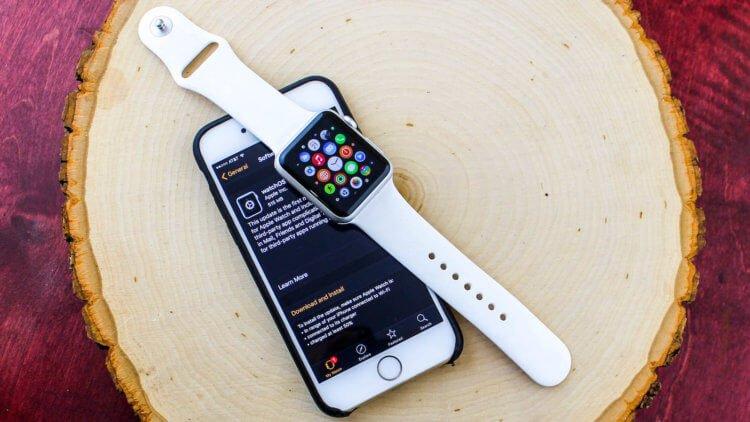 Apple Watch не открывают приложения и быстро разряжаются на watchOS 7. Что делать