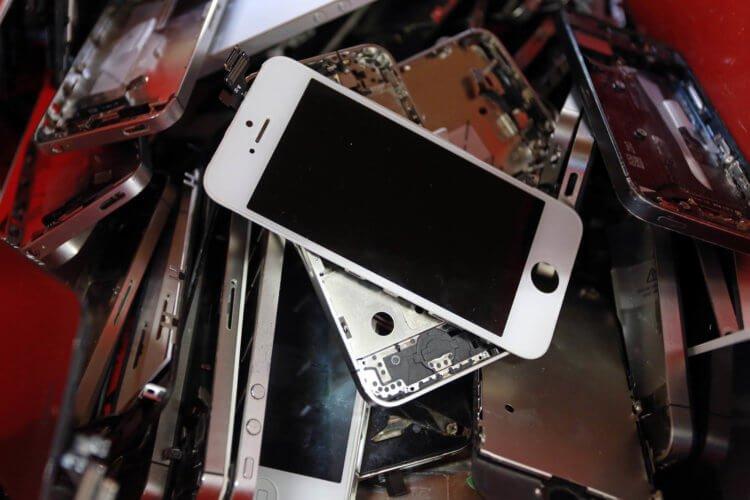 Apple поймала своего партнера на продаже 100 000 iPhone, iPad и Apple Watch, подлежащих переработке