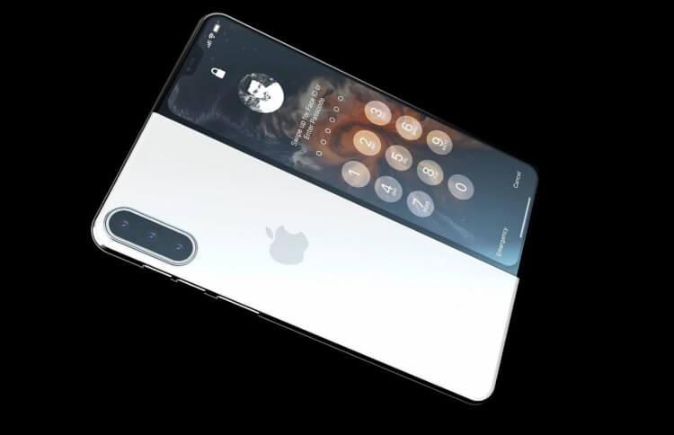 Забудьте про iPhone 12: у нового iPhone может быть выезжающий экран