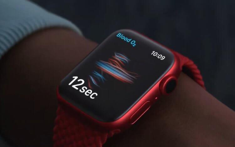 Почему сканер кислорода в Apple Watch работает везде, а сканер ЭКГ — нет
