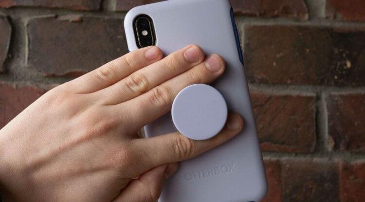 Новые PopSocket будут крепиться к iPhone с помощью MagSafe