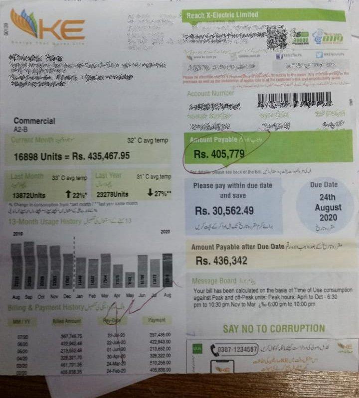 Хакеры слили в сеть данные пакистанской энергетической компании K-Electric