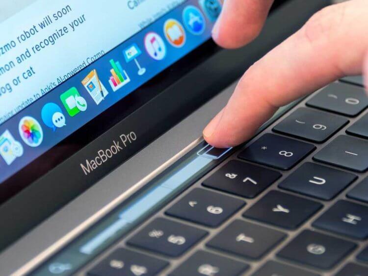 В новых MacBook будет умная клавиатура с разноцветной подсветкой