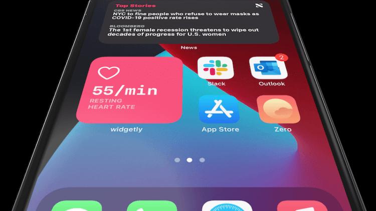 Новые виджеты для iPhone и две крутые игры со скидкой в App Store