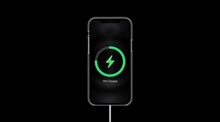 Apple представила беспроводную зарядку MagSafe для iPhone