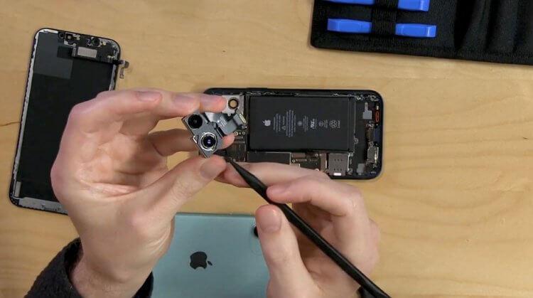 Стоимость компонентов iPhone 12 и 12 Pro вдвое ниже, чем их розничная цена
