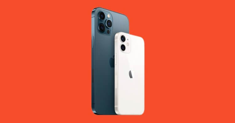 iPhone 12 mini: теперь все снова будут делать маленькие телефоны?