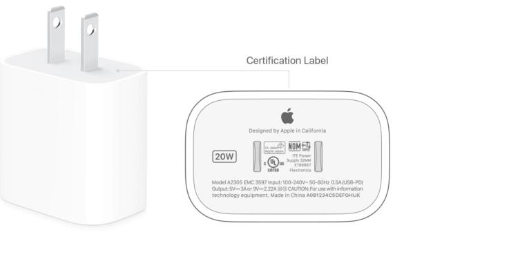 Apple обновила зарядку в комплекте с iPad Pro на более мощную