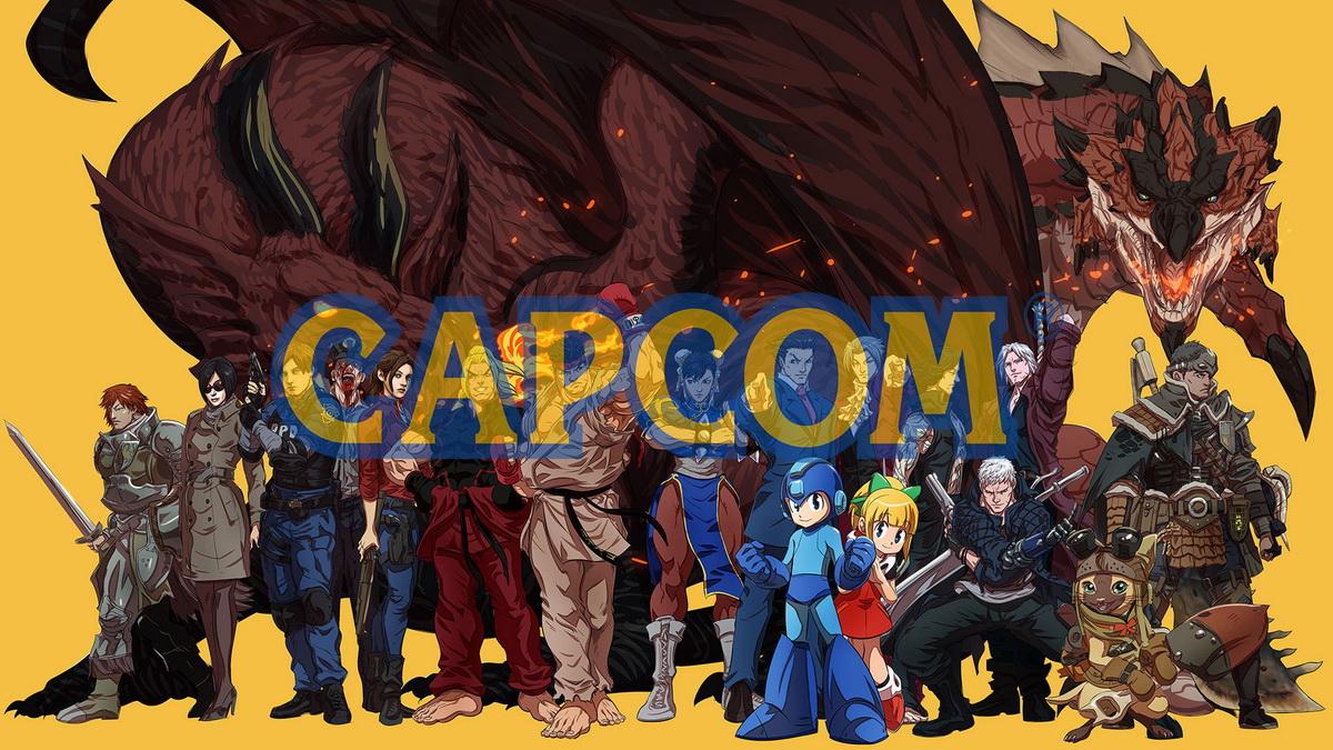 Японский гигант игровой индустрии Capcom стал жертвой хакерский атаки