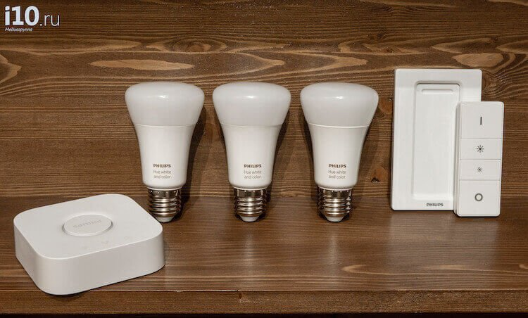 Как сделать подсветку в комнате частью умного дома с HomeKit