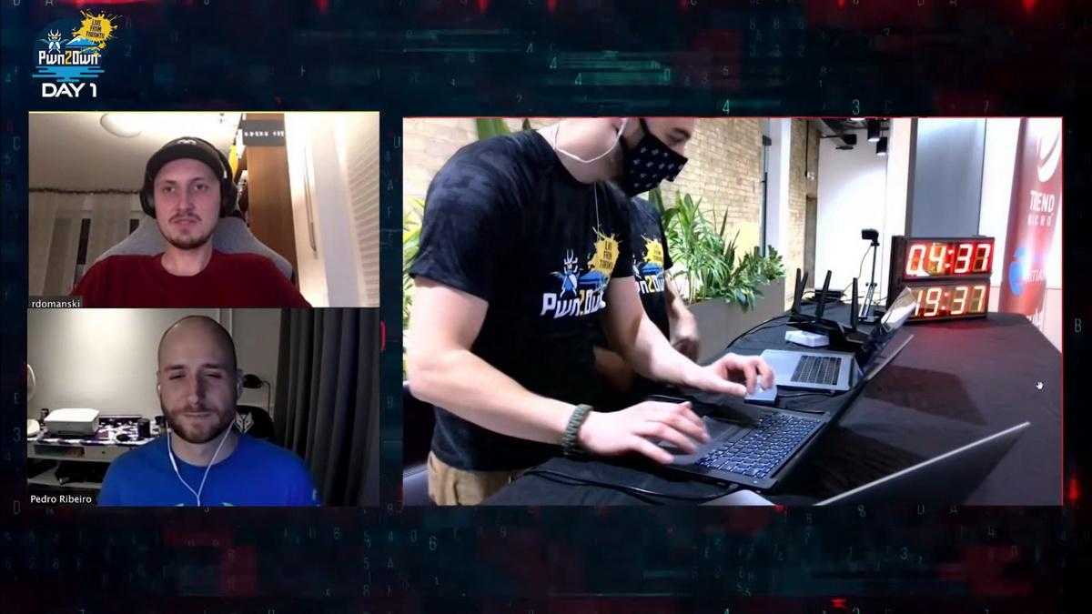 Завершилось хакерское соревнование Pwn2Own Tokyo. Взломаны NAS, роутеры и телевизоры