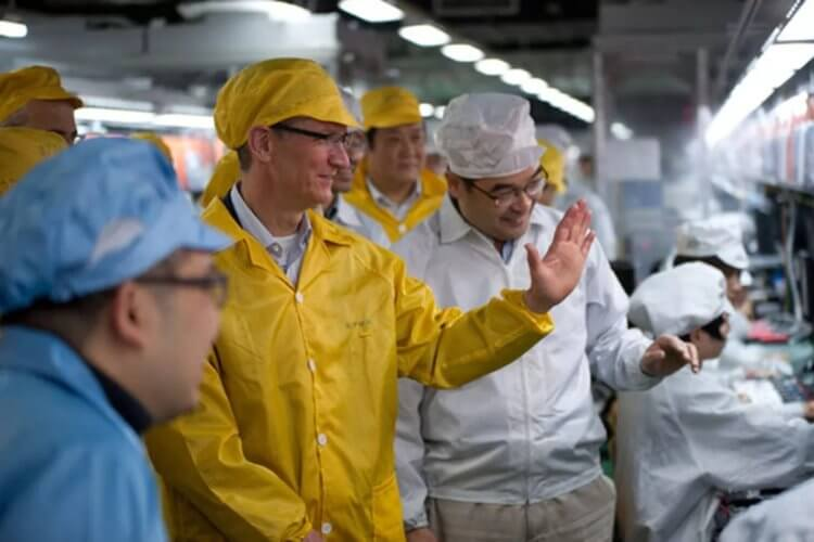 iPad впервые будут производить не в Китае: зачем это нужно