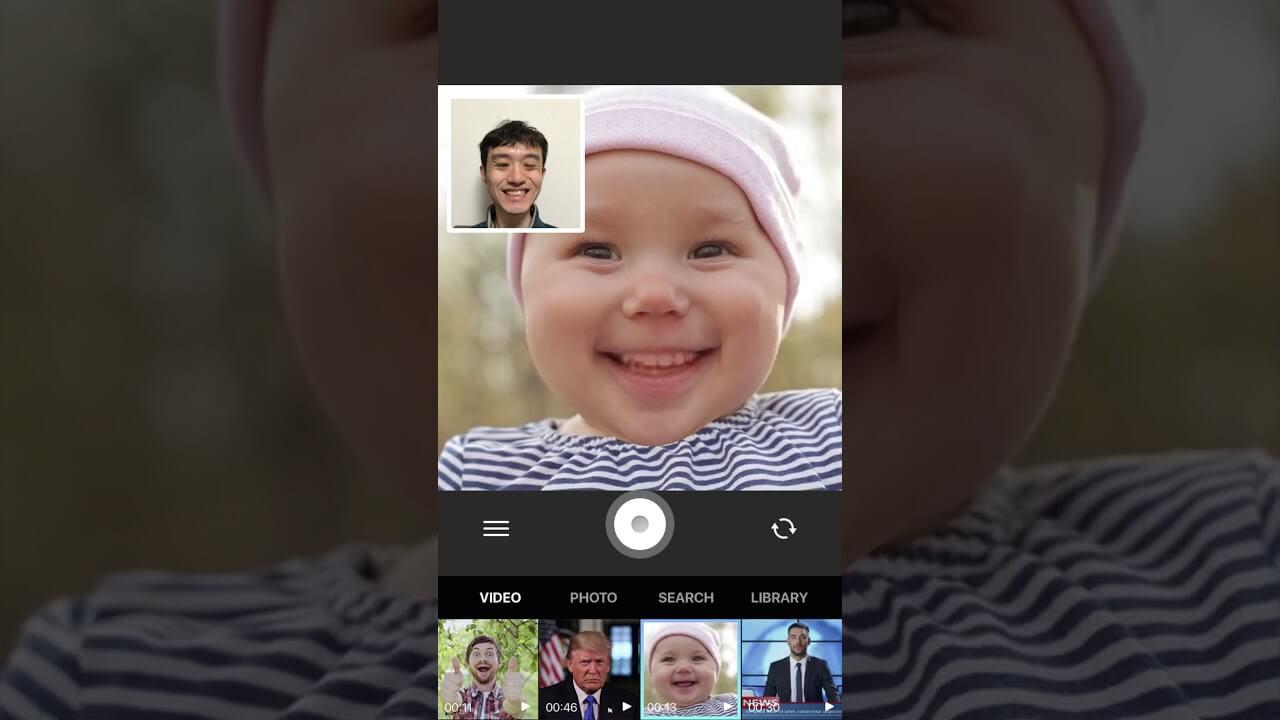 Как анимировать любую фотографию на iPhone