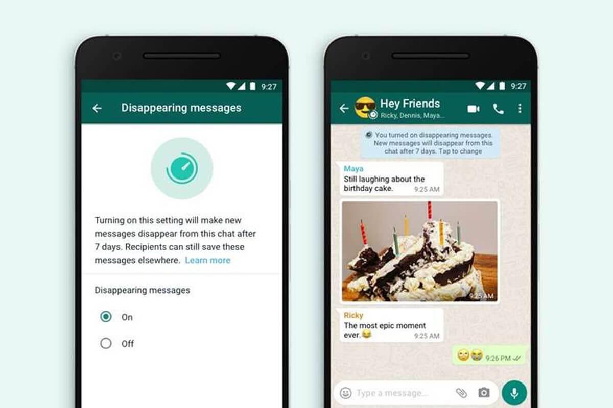 В WhatsApp для iOS появились исчезающие сообщения. Что с ними не так